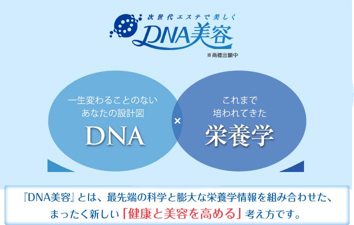 DNA美容とは